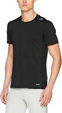 Adidas Herren T-Shirt, Techfit Base Fitted, Homme, Schwarz,  XXL