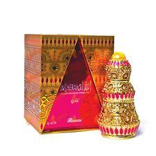 Insherah Gold 15ml by Rasasi •Halal Perfume Oil Woody/Citrus /Musk 100%Original