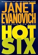 Stephanie Plum Novels: Hot Six 6 by Janet Evanovich (2001, Paperback)