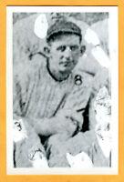 Baseball Postcard of Frank Thompson