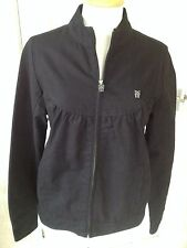 Fenchurch Ladies Black Butterfly Jacket Size M. Excellent Condition.
