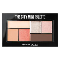 Maybelline The City Mini Palette Eyeshadow [Choose Color]