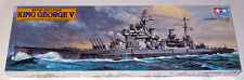 Tamiya 1/350 British Battleship King George V with GMM Photo Etch Details
