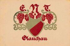 Ak, Postkarte, Glauchau, (G)0613
