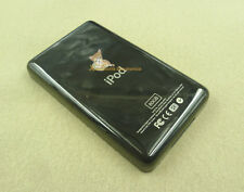 Black 80GB Metal Back Rear Case Housing Cover Shell for iPod 5th 5.5th Gen Video