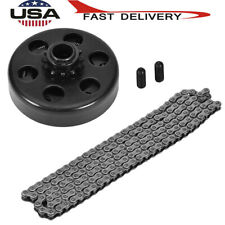 "ENGINE 212CC CENTRIFUGAL CLUTCH 3/4"" BORE 12TOOTH+ 35 CHAIN SET FOR GO KART"