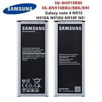 NEW SAMSUNG GALAXY NOTE 4  SM-N910 N910A N910V N910T N910P ORIGINAL BATTERY NFC