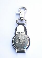 Classic Motorbike Clip on Fob Pocket Watch Ideal Biker Gift