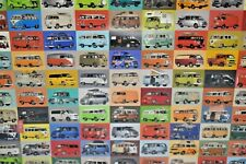 Sealed Eurographics The VW Groovy Bus 1000 Pc Jigsaw Puzzle Volkswagen