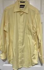 Daniel Cremieux DefinitiveButton-down Long Sleeve Richard Dress Shirt Sz 16.5/34