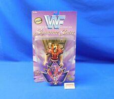 Vintage 1997 Road Warrior Hawk Figure WWF Signature Series JAKKS Pacific New