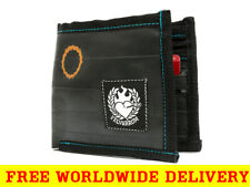 VEGETARIAN MEN'S WALLET PURSE - Gift from Upcycled Bicycle Tube + FREE DELIVERY
