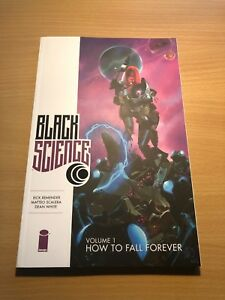 Black Science Volume 1: How to Fall Forever tpb