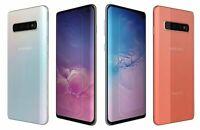 Samsung Galaxy S10 Unlocked AT&T Verizon T-Mobile Sprint 128GB 512GB SM-G973