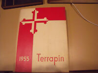 1955 University of Maryland Yearbook