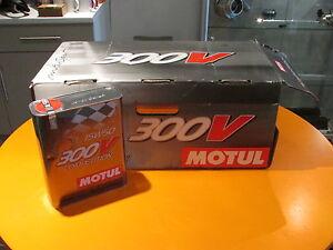 Motul 300V 15W50 CASE (10 x 2L CAN)