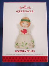 2013 Hallmark Ornament Heavenly Belles Angel New Series Porcelain QX9212 NIB