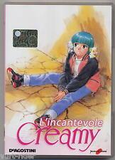 L'INCANTEVOLE CREAMY- DVD DeAgostini vol 1 ottime condizioni
