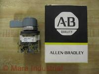 Allen Bradley 800T-JG15A Selector Switch