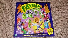 Pay Day Board Game Parker Brothers 2000 Complete Hasbro Family Night
