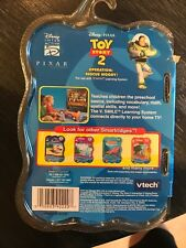Toy Story 2: Operation Rescue Woody (Vtech V.Smile) - NEW