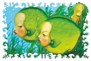 puzzle Jigsaw 90 Pieces Lemons New unique russian wooden