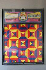 1969 MANGLE QUADRANGLE Psychadelic BRAIN DRAIN Puzzle Mattel Brain Teaser