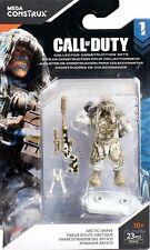 *MEGA CONSTRUX CALL OF DUTY* Arctic Sniper Mini Action Figure- Series 1