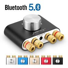 Nobsound Mini Bluetooth 5.0 HiFi Tpa3116 Digital Amplifier Stereo Audio 2.0 Chan