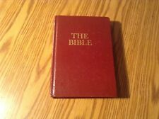 The Bible Revised Standard Version - American Bible Society - Hardcover