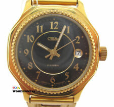 Men's Mechanical (Hand-winding) Wristwatches with 21 Jewels