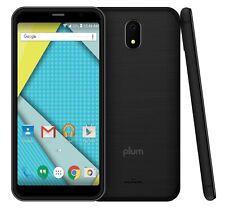 "Unlocked GSM Cell Phone 5.7"" Display Quiad Core ATT Tmobile Metro Cricket Black"