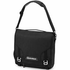 TaylorMade Golf TM Players Messenger Laptop Tablet Organiser Bag - Black