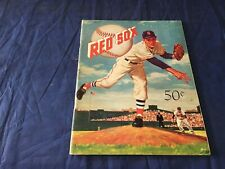 1959 Boston Red Sox Official Yearbook High Grade EX-MT condition