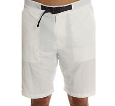 SZ 28 GENUINE!! Men's Nike SB Everett Woven Shorts White 807550-100 $65