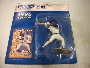 SAMMY SOSA (1996) Chicago Cubs, Starting Lineup, MLB