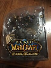 World Of Warcraft Action Figures Sprocket Gyrospring DC Unlimited Blizzard