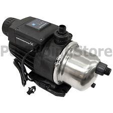 Grundfos MQ3-35 Booster Pump, 3/4HP, 230V (96860201)