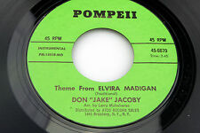 Don 'Jake' Jacoby: Theme from Elvira Madigan / Eyes of Love [Unplayed Copy]