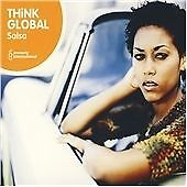Think Global Salsa - Various (NEW CD)
