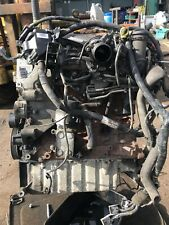FORD MONDEO MK4 2007-2010 QXBA ENGINE WITH TURBO INJECTORS AND PUMP
