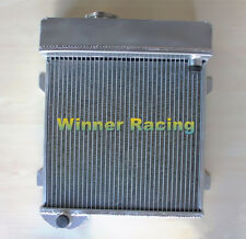 Fit Austin A30/A35 SM6867 Coventry 576 Vintage car aluminum radiator 2 Rows