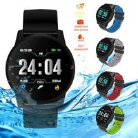 B2 Sport Smart Watch Fitness Monitor Tracker Bracelet bluetooth For Android IOS