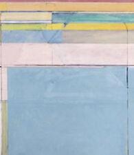 1969 by Richard Diebenkorn Abstract Art Print Poster 26x36 Ocean Park No 24