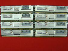 QIMONDA 16GB HYS72T256420HFA-3S-B  DDR2 RAM ECC 8x 2GB Server