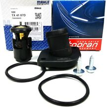 TOPRAN Flansch Gehäuse + MAHLE Thermostat VW Lupo Polo 6N 1.0 1.4 16V SEAT SKODA