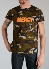 PALM ANGELS SHIRT M tshirt t camo camouflage angel mercy tee
