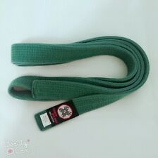 Ronin Brand Size 4 Green Martial Arts Belt