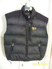 Mountain HardWear Vest  Mens  Black  Large  Pre-Owned