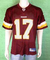 JASON CAMPBELL #17  NFL WASHINGTON REDSKINS FOOTBALL JERSEY ADULT MEN'S SIZE M